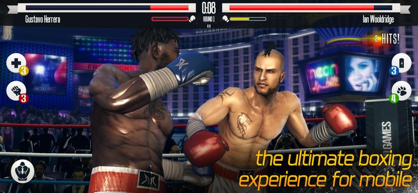 真实拳击iOS下载