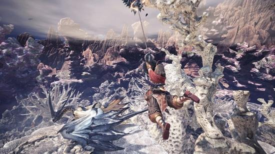 怪物猎人世界冰原pc破解版 怪物猎人世界