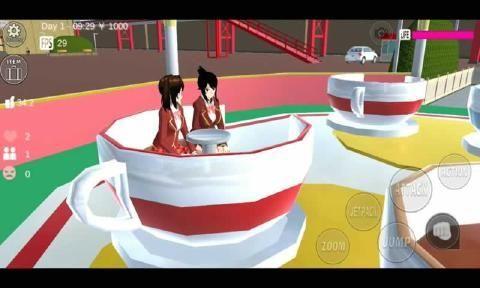 樱花校园模拟器美人鱼版下载