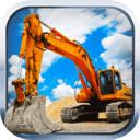 挖掘机游戏模拟驾驶