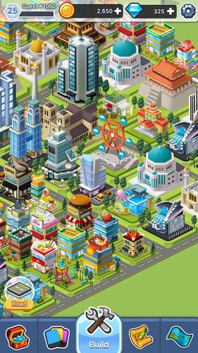 我的城市岛中文安卓版游戏