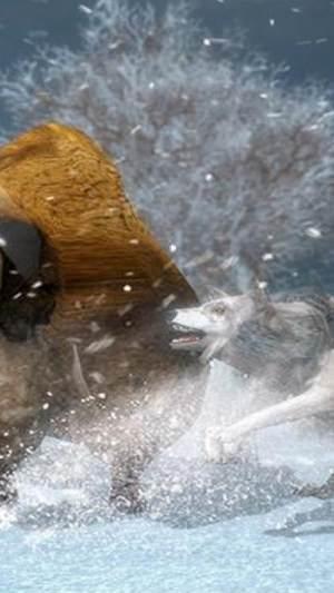 北极狼模拟器安卓版下载