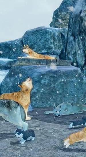 北极狼模拟器游戏最新版下载