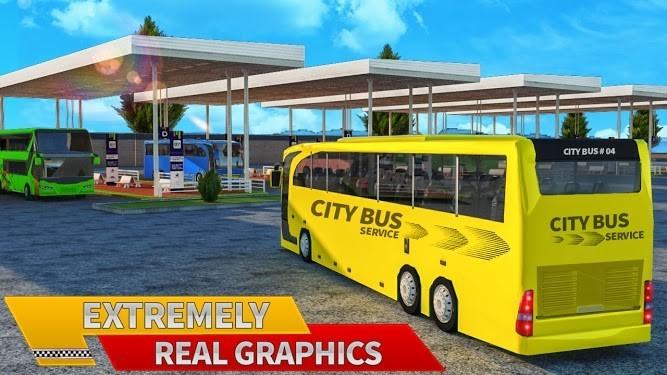 城市客车巴士模拟器2安卓版下载