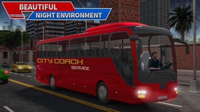 城市客车模拟器2汉化版下载