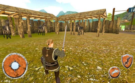战士冲突游戏手机版下载
