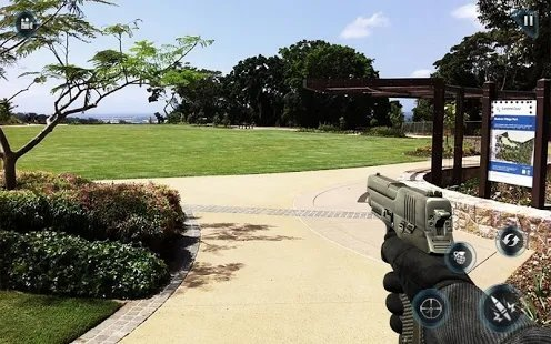 机枪射手三维战斗模拟器下载