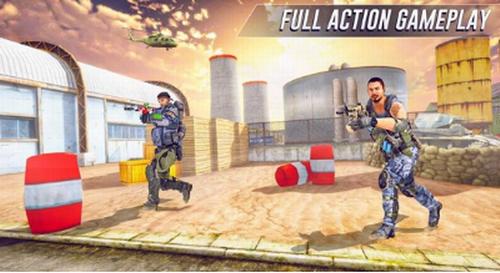 特种士兵射击任务游戏