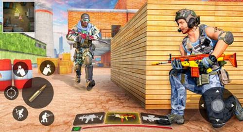 特种士兵射击任务最新版