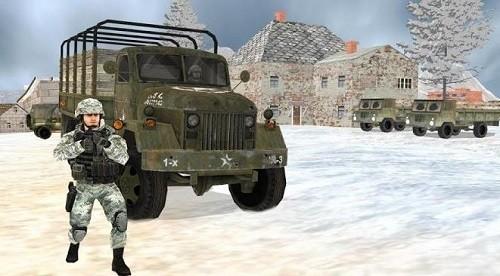 全球士兵模拟游戏下载