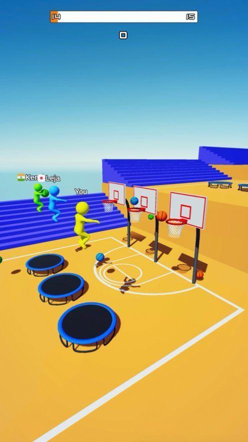 飞天大灌篮3D最新版