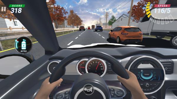公路飙车赛游戏中文版下载