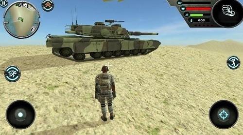 全球士兵模拟游戏