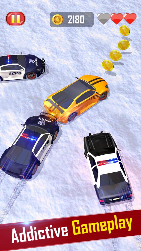 警车追逐大师3D中文版下载