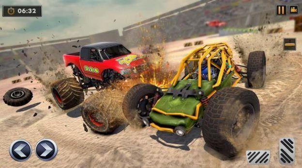 沙丘撞车游戏最新版正式下载
