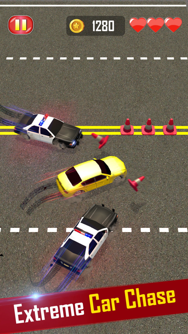 警车追逐大师3D安卓版最新下载