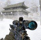 狙击手掩护射击