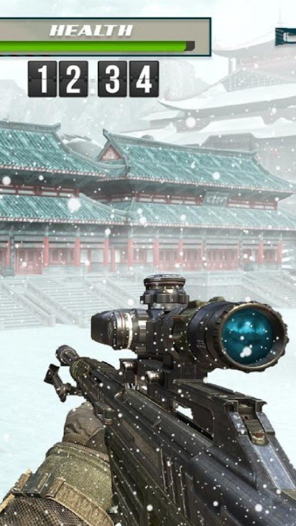 狙击手掩护射击最新版