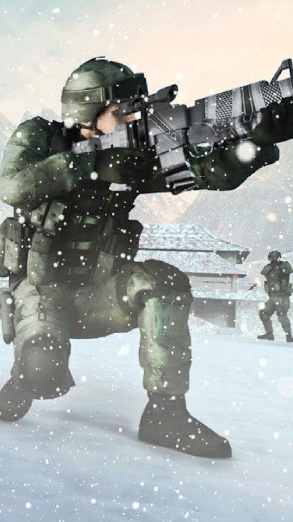 狙击手掩护射击手游