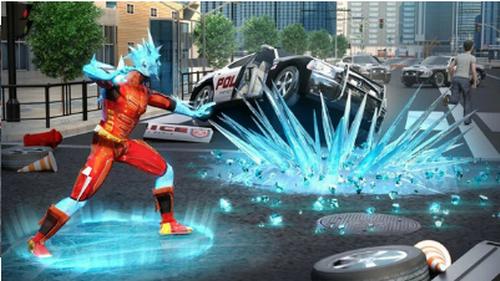 暴风雪超级英雄破解版下载