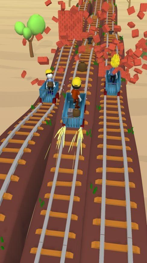 铁路战争3D游戏安卓版