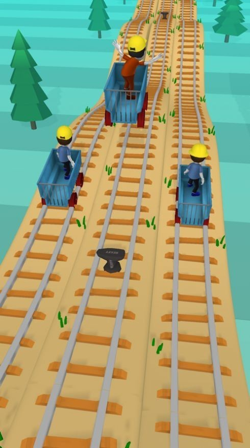 铁路战争3D游戏下载