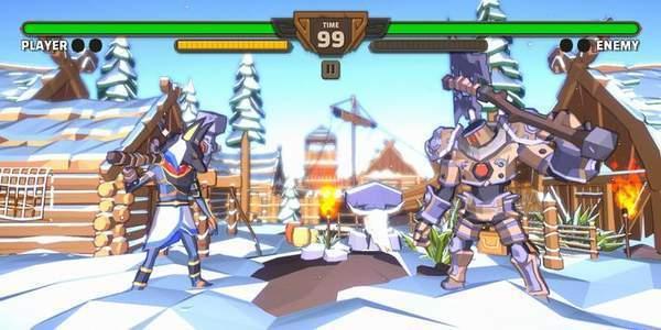 国王战士格斗游戏下载