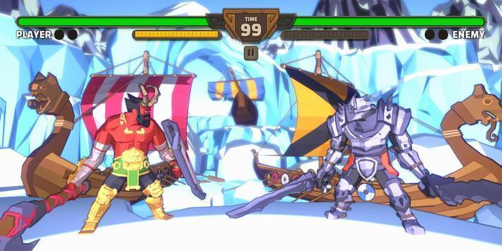 国王战士格斗手机版下载