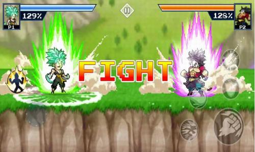 神龙战士z游戏破解版下载