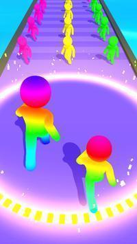 彩色跑步人游戏下载