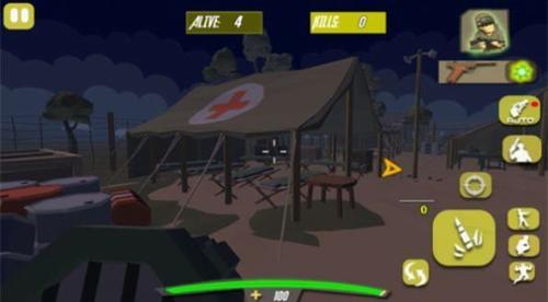 战地僵尸模拟器安卓版下载