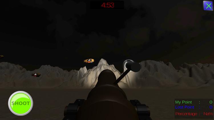 大炮的领土游戏安卓版