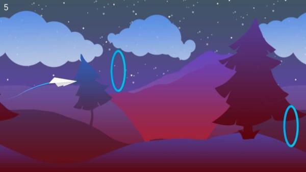 纸飞机向前飞游戏下载
