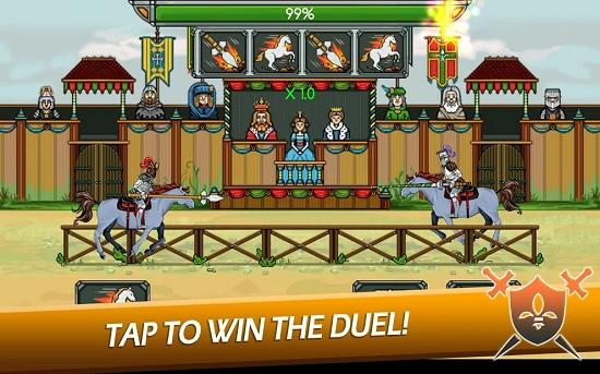 放置骑士争霸破解版游戏下载