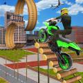 摩托车特技赛2020