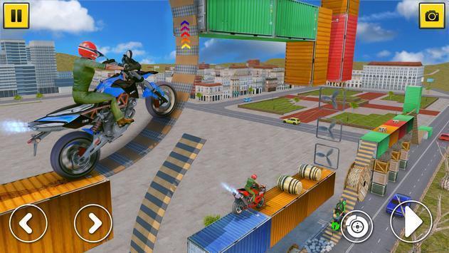 摩托车特技赛2020无限金币破解版