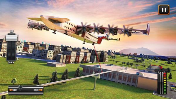 飞行火车模拟器游戏下载
