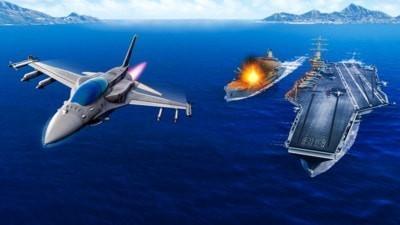 战斗机模拟器2021中文版