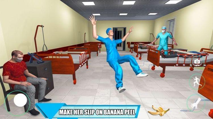 邪恶护士逃生模拟人生游戏安卓版