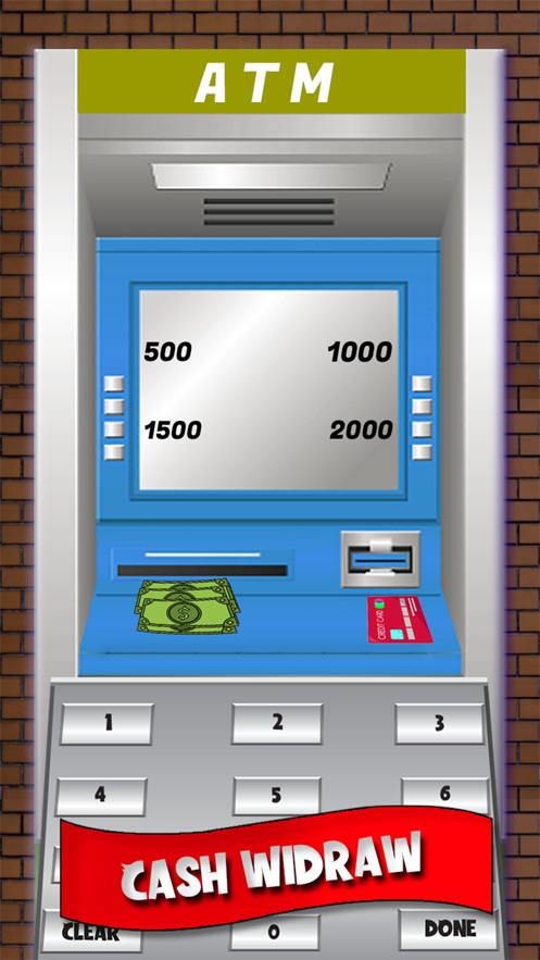 银行ATM机模ios版下载