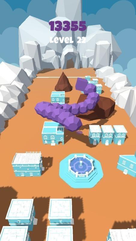 岩石巨蟒游戏下载