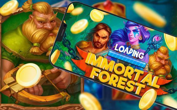 不朽森林游戏