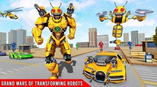 大黄蜂变形机器人汽车下载