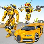 大黄蜂变形机器人汽车