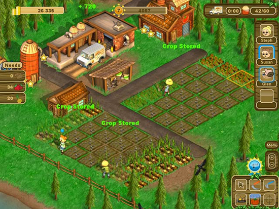 丰收农场3